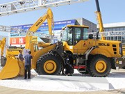 SDLG launches L959F wheel loader