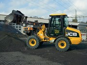 JCB launches two new compact wheel loaders
