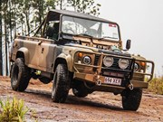 Land Rover update: Perentie starts to take shape