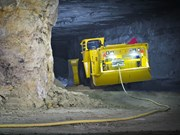 Mining's future is electric – Atlas Copco