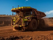 Fortescue expands Cat-driven autonomous truck fleet