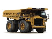 Cat offers LNG retrofit kit for 785C mining truck