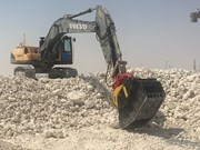 Equipment focus: MB BF90.3 crusher bucket