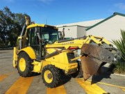 Equipment focus: New Holland LB90B backhoe