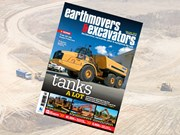 Earthmovers and Excavators issue 341 on sale now