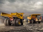 Volvo launches range of rigid haul trucks
