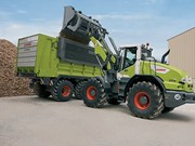 Claas covers all bases with new Torion wheel loader range