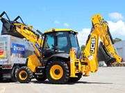 JCB backhoe loader Australia's highest seller for 2017