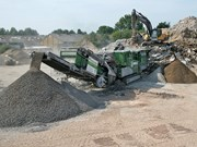 Equipment Focus: Keestrack 1313S (R6) impactor