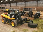 JCB set to launch smallest ever telehandler in Australia