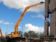 Porter press Extra: Southern Cross Demolition