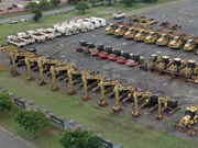 Huge EzyQuip Hire machinery auction begins March 22 at GraysOnline