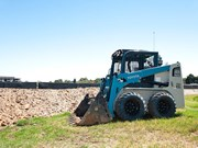 Toyota Huski owner operator takes his tenth skid steer loader