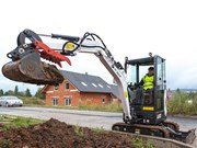 Bobcat E20 mini excavator released