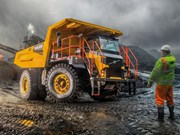 Volvo CE debuts new range of rigid haulers in Asia-Pacific