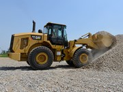 Cat reveals new 950 GC wheel loader