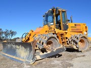 Used Machinery Review: Caterpillar 815F soil compactor