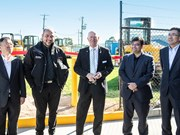 Ultro Plant and Equipment opens in Pakenham with Sany