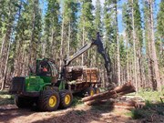 RDO bringing new John Deere machines and harvest management software to forestry sector