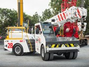 TRT launches 28-tonne pick and carry crane