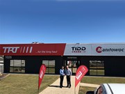 TRT Aus and Manitowoc-Grove extend deal