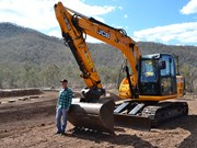 Review: JCB JS130LC bladed excavator