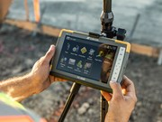 Topcon's new rugged FC-6000 survey tablet now available from Position Partners