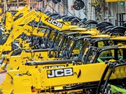 Coronavirus hits JCB component supply as production reduced