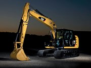 Cat launches 313FL excavator