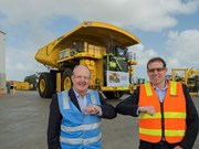 "5 New-Gen Komatsu 830E-5 dump trucks an ""obvious decision"" says Downer"