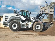 Hidromek HMK640WL wheel loader wins design awards