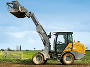 Giant G5000 Wheel Loader Review