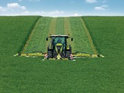 Claas Disco 1100 Contour mower is a giant