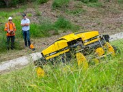 Review: Spider ILD 02 remote-controlled slope mower