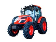 Kioti unveils most powerful tractor yet