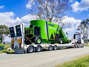 Drake Trailers Quad AG widener trailer arrives