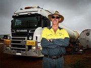Fuel lifeline: The Scania truck fleet keeping farmers farming