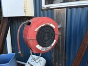 Tom's Tips: Air compressor hose reel