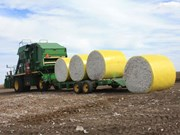McCormack Cotton Trailer improves productivity