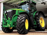 John Deere 7R, 8R and 8RT Series Tractors