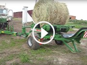 Clever hay machinery video compilation