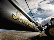 New cab and boom options for John Deere sprayers