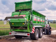 Review: Bergmann TSW A 19 universal spreader