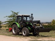 Case Study: Agrison 100hp CDF Tractor