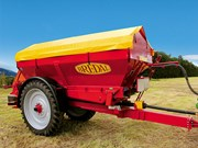 Review: Bredal F8 fertiliser spreader