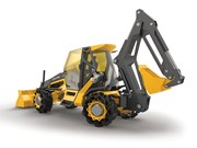 Designworks and John Deere create next-gen backhoe