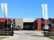 Poettinger opens new warehouse to cope with growth