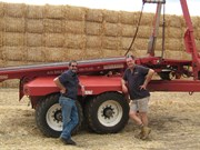 Product Focus: ProAG 16K Plus bale runner