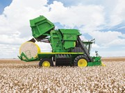Agritechnica 2017 | John Deere uncovers cotton harvester