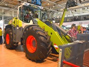 Agritechnica 2017 | Claas Torion wheel loader